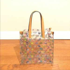 dooney and bourke Clear Mini